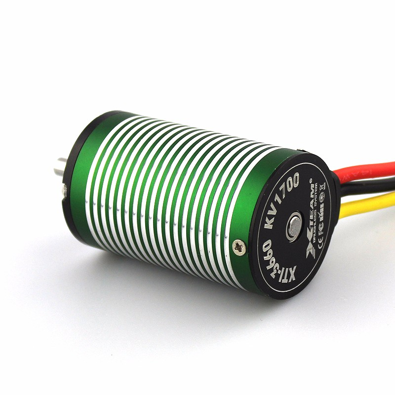 XTI-3660 X-Team 4-Poles Inrunner DC Brushless Electrical Remote Control Motor for RC Toy