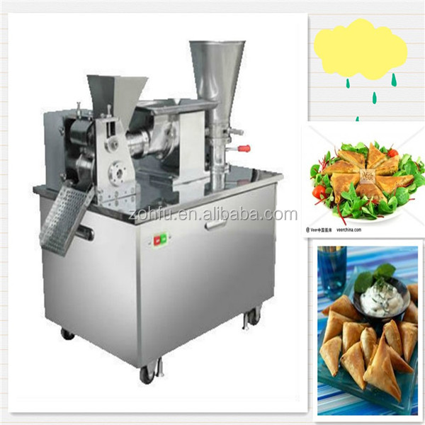 Multi-function Automatic ravioli mold/small samosa making machine/filled ravioli making machine