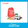 belt first aid kits with emergency poncho