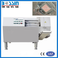 Durable widely used best price chicken meat cube cutting machine