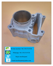 Top quality for ceramic cylinder with forged piston for LC135,JUPITER MX, SNIPER 135