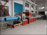 Transparent PVC sheet machine PVC machine/PVC pipe machine