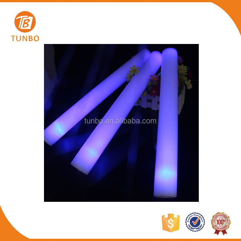Hot selling cheering LED glow stick wholesale concert light stick