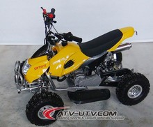 New Style ATV 4- wheel Mini Motorcycle Mini Quad for Kids with CE