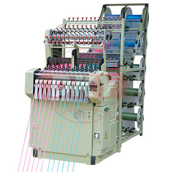 NYLON ZIPPER NEEDLE LOOM SERIES DKN12/20