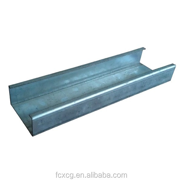 Cheap price hot rolled z steel section/galvanized C Z purlin/u beam steel