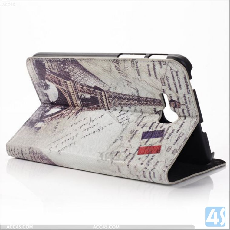 book cover case for samsung Galaxy Tab3 Lite leather case back cover tablet case P-SAMT110SPCA005