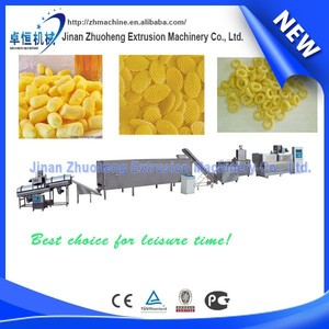 Cereal Puffed Machine/ Corn Snack Food Equipment