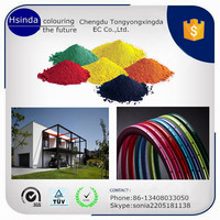 pure polyester powder coating/weather resistance building material powder coating powder