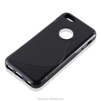 S Line Tpu Gel Case Cover For iPhone 5C
