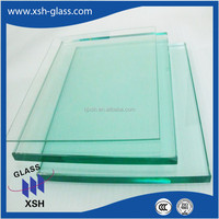 best quality tempered glass cost per square meter