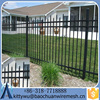Top Quality Galvanized waterproof outdoor Wrought Iron/New Aluminum Fence/Rodent Proof garden& pool fence