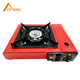Outdoor Mini Portable Camping Direct Pressure Butane Gas Burner Cooking Stove