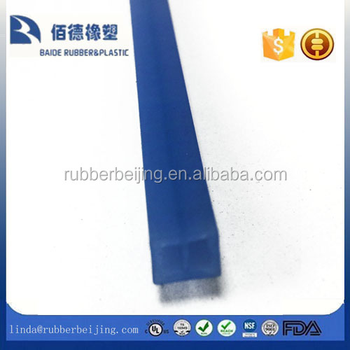 Blue PVC Window & Door Wedge Gasket Rubber Repair Seal PVC