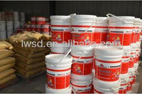 High polymer latex and Inorganic powder JS Composite Cement-based Waterproof Coating for drink water pond