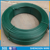 high quality pvc coated galvanized wire for fencing