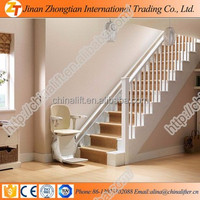 CE SGS ISO Inclined stair lift/electric wheelchair lift with cheap price