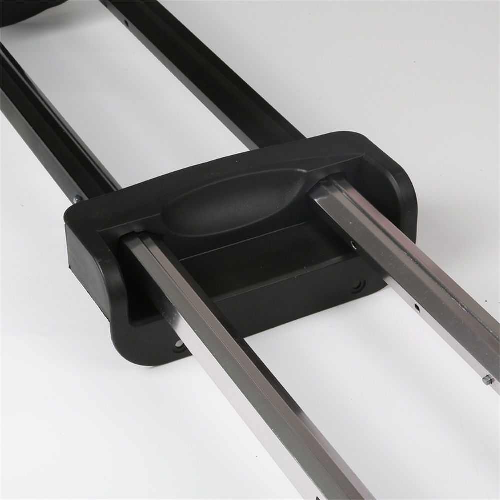 Single trolley handle luggage telescopic