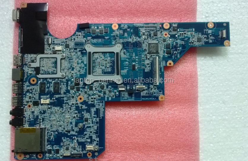 laptop Motherboard for HP ComPaq G62 AMD GM 610161-001System Board