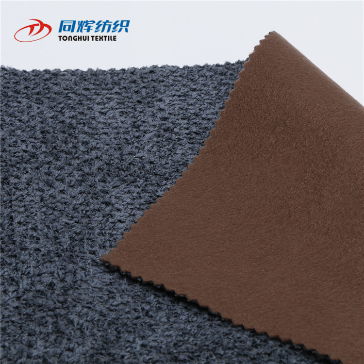 New Fashion Home Textile Upholstery Composite new arrival modern fabric corner sofa