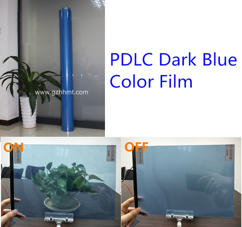 Self adhesive PDLC aluminum foil laminated roll film control window tint film PET protective film with factory price