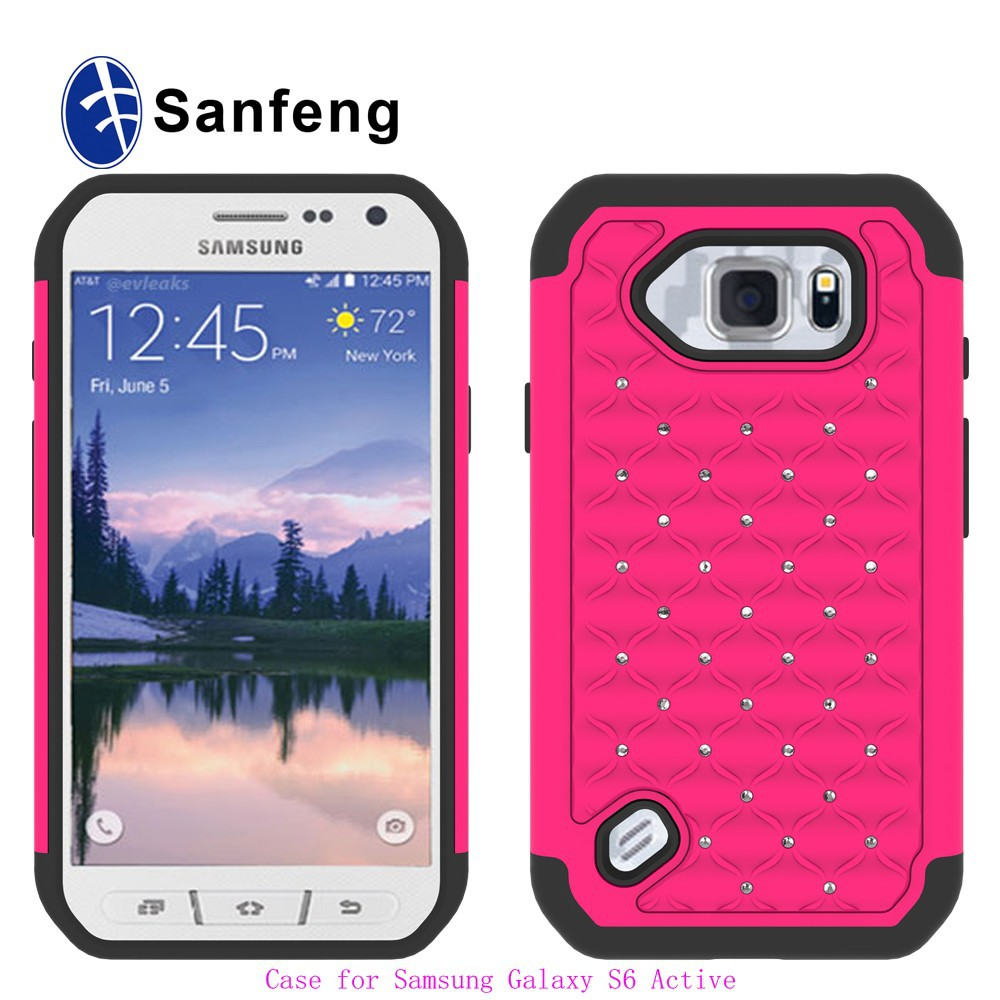 New design for samsung galaxy s6 active g890 cell phone for Galaxy maker