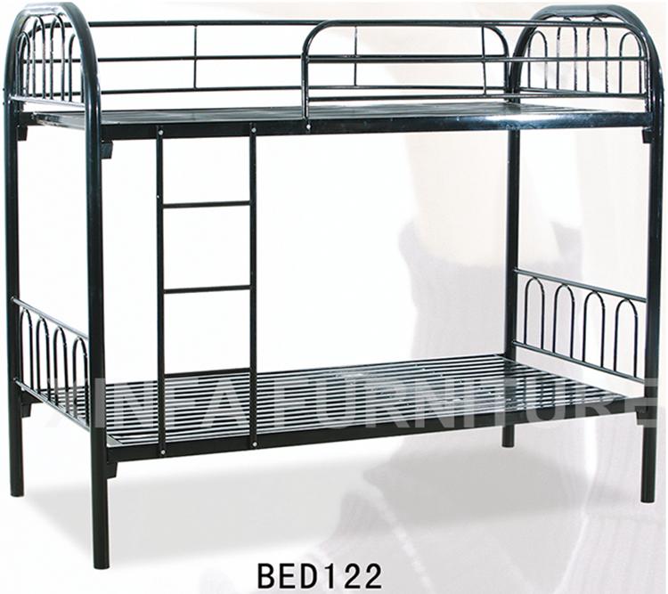 School Dormitory Modern Design Iron Double Decker Metal
