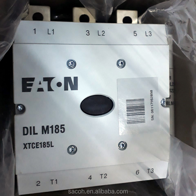 DIL M185 DIL M185A DIL M185-S XTCE185L Eaton Magnetic Contactor