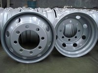 steel wheel rims 22.5x8.25 with factory direct sales