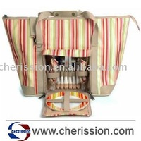 Lunch Picnic Cooler Bag For 2