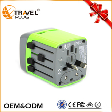Universal USB Plug Travel Adapter Longrich wholesale 2017 top sale MPC-N4