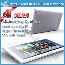 Allwinner A33 10'' brand your own tablet