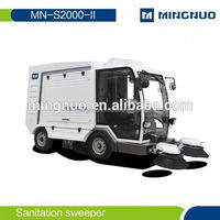 MN-S2000 Industrial road sweeper,ride on road sweeper,road sweeper