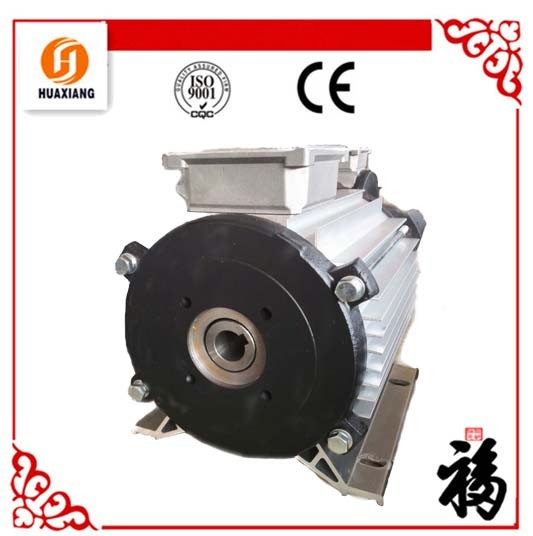 long life ac traction motor