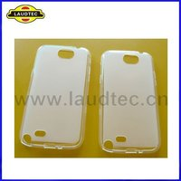 Matte TPU Gel Case Back Cover for Samsung Galaxy Note 2 N7100,New Arrival,Laudtec