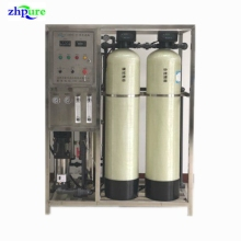 ZHPURE industrial activated carbon water filter with frp filter tank