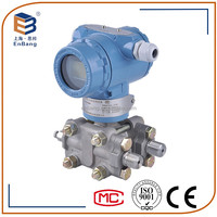 4~20mA industrial differential pressure transducer with Hart