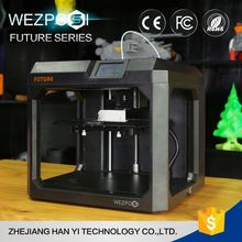Factory superior customer care perfect design High Accuracy Stability Speed printing multi functional 3d printer