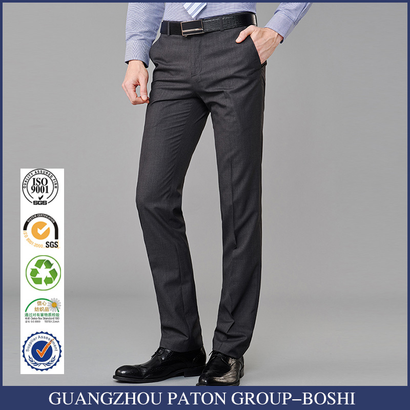 Stylish Cotton Or Polyester Men Formal Pants Designs