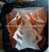 pp woven mesh bag for packing firewood bulgaria