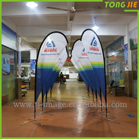 Outdoor Advertising Polyester Custom Printing Polyester