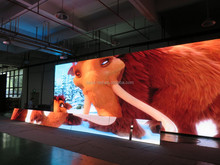 China shenzhen perfect image indoor advertising led tv display/led video display indoor/p3 rental indoor led display