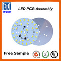 Aluminum pcb board AC 230v directly round led module with no external driver
