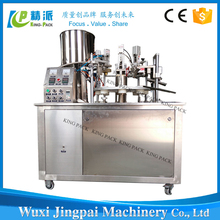 Plastic Tubes Filling Machine For Liquid Food Type Packing Sealing