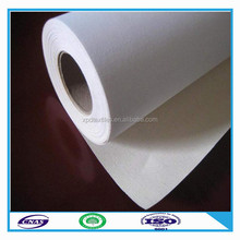 THE GREEN TEXTILE NICE WHITE POLYESTER COTTON FABRIC ROLLS FOR CLOTHES FOR SALE