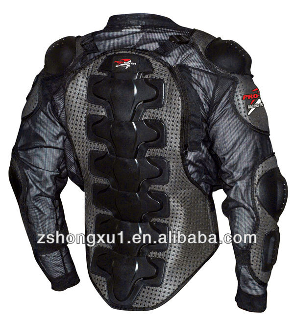 Motorcycle safety protector armor and racing body protector HX-P13