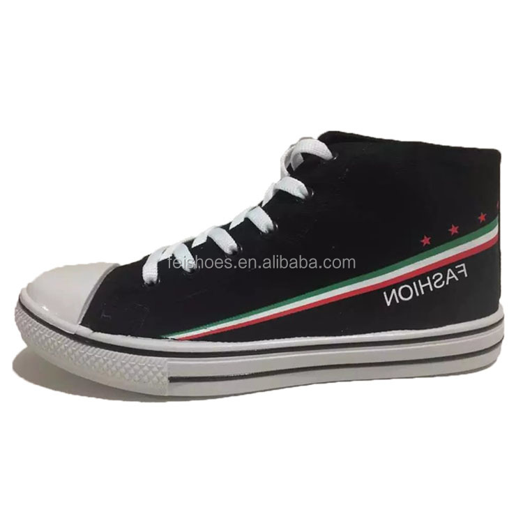 New model all star low price middle canvas shoes for men