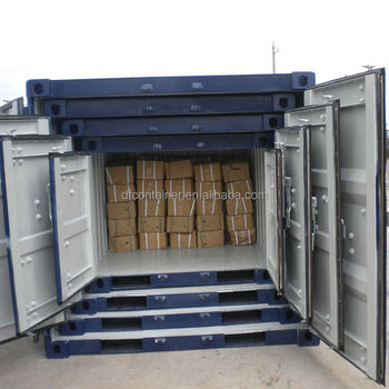 DFC New Brand Dry Cargo Wooden Floor Shipping Container Sales