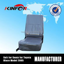 Mini car Seats Fit Hiace Van Model 2005