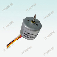 12v dc motor 3000rpm 24mm for hair dryer